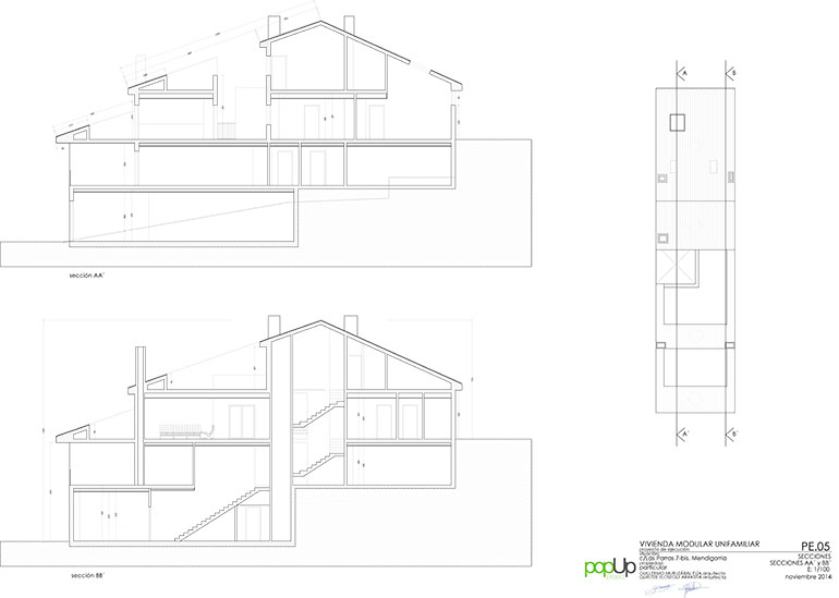 Proyecto de casa modular en Mendigorría (Navarra) finalizado