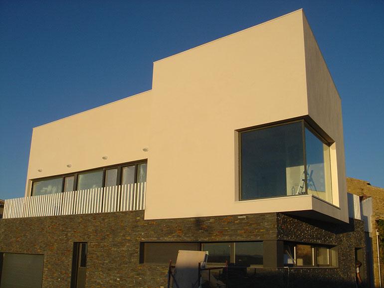 Casa modular Mirador de Navarra
