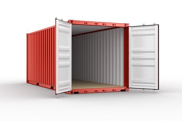 Casas modulares hechas con contenedores mar timos pop up - Casa con contenedores maritimos ...
