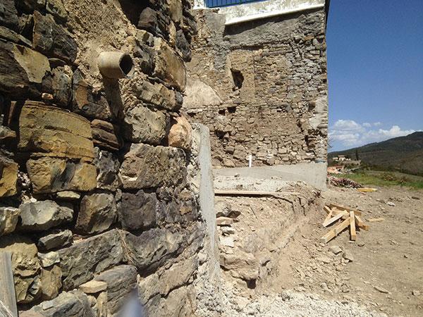Empezamos nueva casa Modular con contenedores reciclados en Aspurz (Navarra)