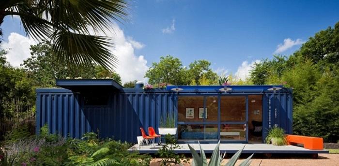 Casas modulares ecológicas, guiñando un ojo a la naturaleza