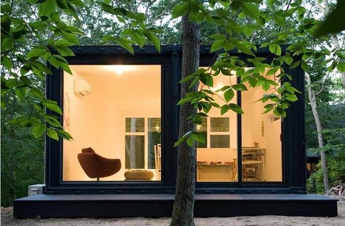Casas modulares bioclimáticas