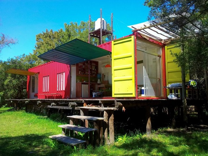 Casas modulares en espa a pop up project s l - Casas contenedores espana ...