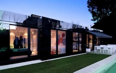 Casas modulares de acero