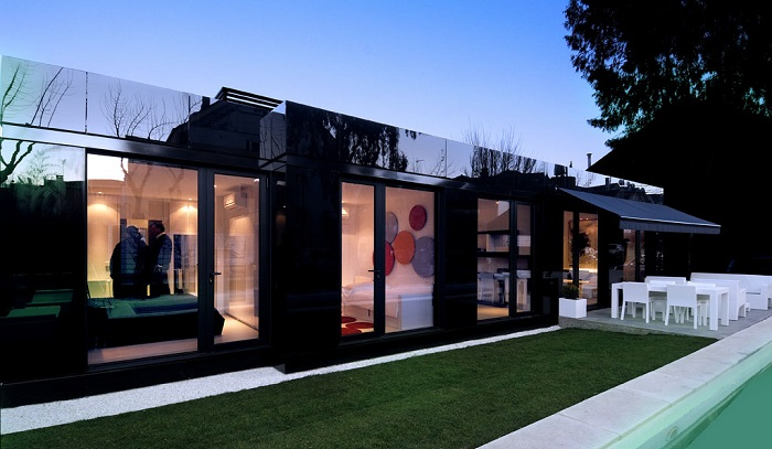 casas modulares de acero pop up project s l