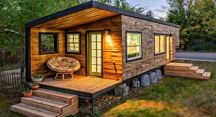 Casas modulares sostenibles
