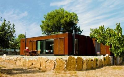 Viviendas modulares ecológicas