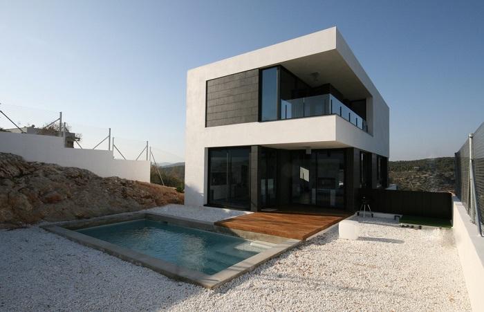 Construcción de casas modulares a medida