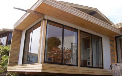 Casas prefabricadas sostenibles