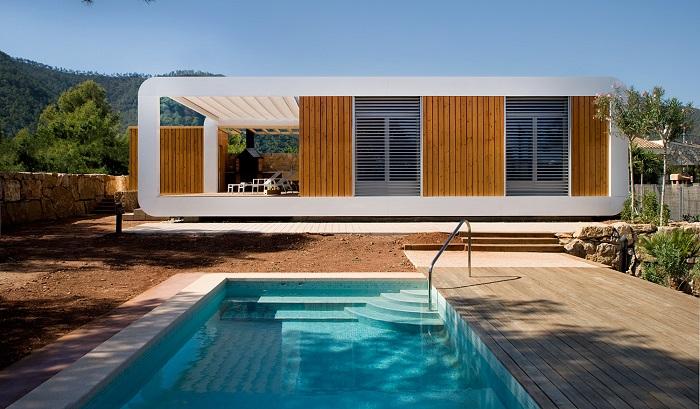 Casas modulares móviles
