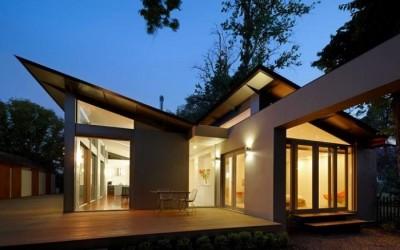 Casas rústicas modulares, el futuro ya está en el campo